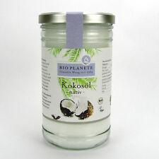 (19,99/L) Bio Planete Kokosöl kaltgepresst nativ bio 1000 ml 1 L