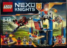 Lego 70324 NEXO KNIGHTS Merlok's Library 2.0 Includes 3 minifigures 288 pieces