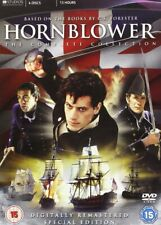 Hornblower: The Complete Collection (DVD) Robert Lindsay, Ioan Gruffudd