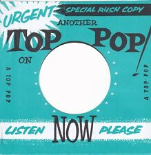 parlophone demo Company Reproduction Record Sleeves - (pack of 10)