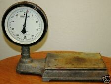 "Chatillon Bench 10"" Dial 50 lbs Scale Type 870"