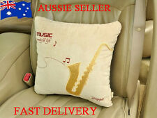 Soft Cushion Pillow Car Seat Sofa Chair Bed Back Support Cute and Exquisitel