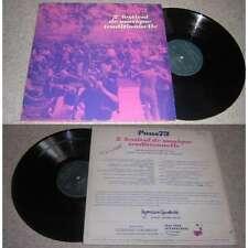VA / PONS 73 - 2eme Festival de Musique Traditionnelle LP Archive French Folk