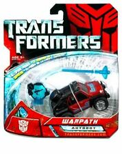 Transformers Scout Class Warpath New Target Exclusive Factory Sealed 2007