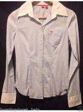 Esprit Long Sleeve Button Down Shirt Regular Tops & Blouses for Women