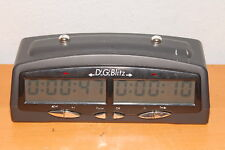 Digital Chess Game Clock Timer DiGi Blitz DiGiBlitz Dgt Black Grey