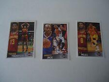 2013-14 Basketball NBA Panini Stickers Cleveland Cavaliers Set of 3