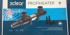 Teichheizung Teichheizer Eisfreihalter 1KW V2A Edelstahlgehäuse Profi Heater