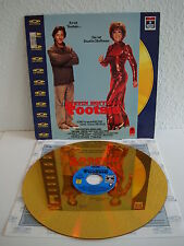 Tootsie   Dustin Hoffman   Laserdisc PAL Deutsch   LD: Wie neu   Cover: Sehr Gut
