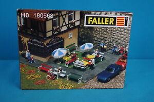 Faller 180568 Set of 18 Park Benches KIT HO