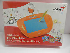 Genius Kids Designer Tablet Easy Learning Playing Painting Tablet