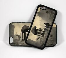 Retro Star Wars World War II AT-AT Walker  iPhone 6 6S+ phone case