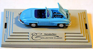 Mercedes Benz 300 Sl W 198 Roadster 1957-63 Collection Classic 1:87 Wiking
