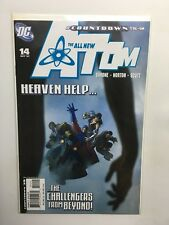 The All New Atom #14  Dc Comic Book 2007