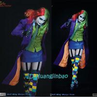 WOLFKING Female Joker Action Figure 1/6 Scale In Box Model Doll WK89008A Figure