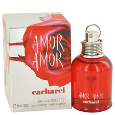 Amor Amor Perfume By CACHAREL FOR WOMEN 1 oz Eau De Toilette Spray 412558