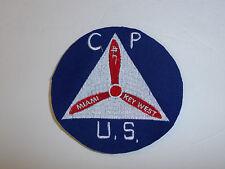 b9583 WW2 US Civil Air Patrol CAP Miami Key West Squadron 7 Unit Florida FL R22C