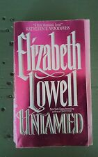 ELIABETH LOWELL * Untamed * 1993 Paperback