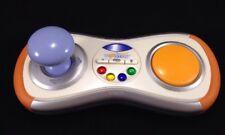 Vtech Vsmile Vmotion Wireless Gamepad Joystick Controller (Orange & White)