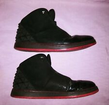 AIR JORDAN Air Instagater NIKE Basketball Shoes Mens Size 10 Black EUC!