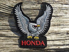 ECUSSON PATCH THERMOCOLLANT aufnaher toppa HONDA moto motard gp goldwing vfr cbf
