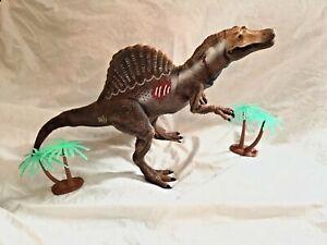 Jurassic Park 3 Electronic Animatomic RE-AK A-TAK Spinosaurus DINOSAUR EXCELLENT