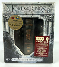 The Lord of the Rings: The Fellowship of the Ring 5 DVD Box Set (2002) Special
