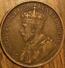 1914 CANADA LARGE CENT LARGE 1 CENT PENNY