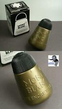 Montblanc inkbottle 1970ties black in box   #