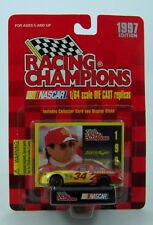 1997 Racing Champions 1:64 MIKE McLAUGHLIN #34 Royal Oak Chevrolet Monte Carlo