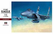Hasegawa 07249 McDonnell Douglas F-15C Eagle USAF 1/48