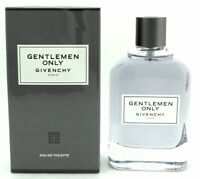 Gentlemen Only Cologne by Givenchy 3.3 oz EDT Spray for Men New in Sealed Box