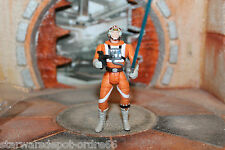 Luke Skywalker X-Wing Pilot Star Wars Power Of The Force 2 1995 long sabre