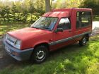 Renault 5 Extra Express Van Barn Find 47k Dissabled Access Van, Gt Turbo Project