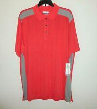 Grand Slam Performance, Wicking, Big & Tall Golf Shirt Nwt Size 2Xb $60.00