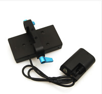 Power Supply Plate 15mm Clamp for Sony NP-F970 to Canon 5D 3 4 7D 6D 60D Camera