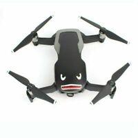 For DJI Mavic Pro/AIR/Spark Drone Decoration 2x Carbon Fiber Decal Skin Sticker