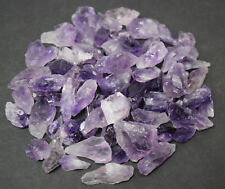 Bulk Lot of 12 Mini Raw, Rough Amethyst Points(Crystal Point)