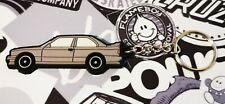 Bmw E30 M3 Key Anello Silver