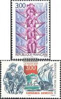 Frankreich 3229,3231 (kompl.Ausg.) gestempelt 1997 Sondermarken