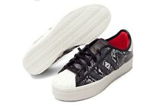 ADIDAS SUPERSTAR Women\\u0027s Rize Shoes LEATHER Sneakers S77408 Size 7.5  or 8.5 US