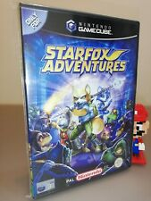 Starfox Adventures Nintendo GameCube Pal Ukv like new pari al nuovo
