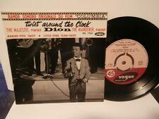 """dion""""b.o.film""""twist around the clock""""ep7""""or.fr.vogue:7924.biem 1962.rare"""