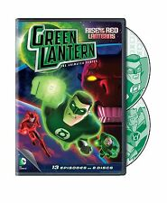 Green Lantern: Rise Of The Red Lanterns:  The Animated Series -... Free Shipping