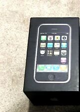 Apple 1st Generation iPhone 2G 8GB A1203 RARE iOS in Matching box AT&T unlocked