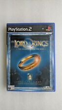 The Lord of the Rings: The Fellowship of the Ring (Sony PlayStation 2, 2002)