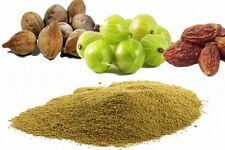 TRIPHALA Powder Combination of Haritaki, Baheda & Amla, Herbal Hills Fresh Stock