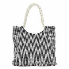 Tote da Uomo Cotone Naturale Moda Shopping Bag a libro PALESTRA shopping spiaggia DC/'s SUPERMAN