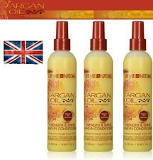 Creme Of Nature Argan Oil Strength & Shine Leave-in Conditioner - 8.45 Oz/ 250ml