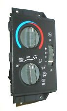 95 96 97 Chevy Gmc Climate Control Unit S-10 Blazer Jimmy Hvac A/C Heater Temp